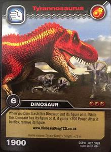 Dinosaur King Tcg