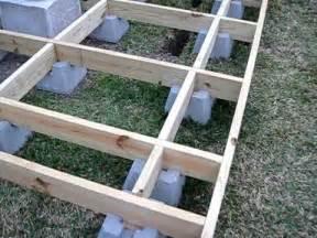 how i built my backyard observatory episode 18 deck level square