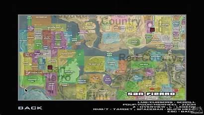 Gta Map Lsrp San Andreas Detailed Radar