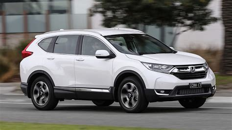 Honda Crv Photo by Honda Cr V 2019 Pricing And Specs Added Safety For Awd