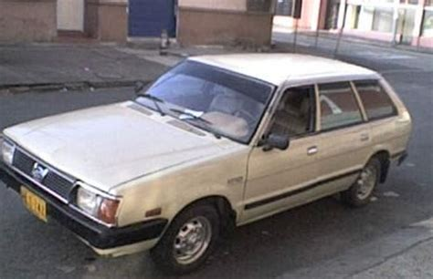 subaru wagon 1980 pin 1980 subaru station wagon httpimcdborgvehicle 78241 dl