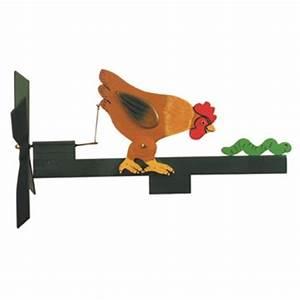 Chicken & Worm Whirligig Plan