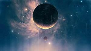 Digital Artwork Futuristic Artwork Outer Space Artwor