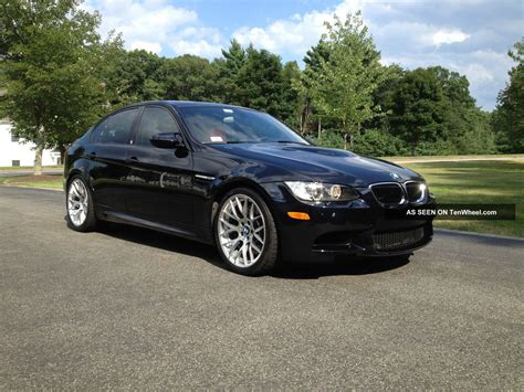2011 M3 Competition Package by 2011 Bmw M3 Competition Package Sedan E90 Zhp M Dct