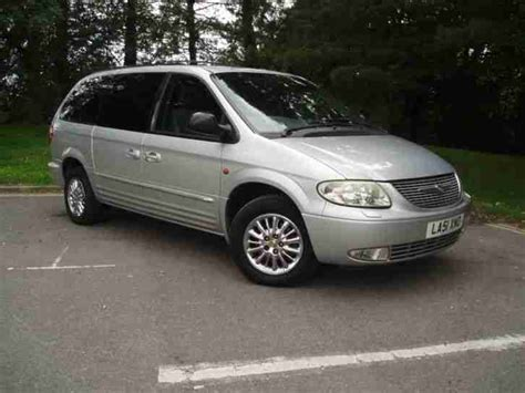 Chrysler 7 Seater by Chrysler Grand Voyager Limited Automatic 7 Seater Car For