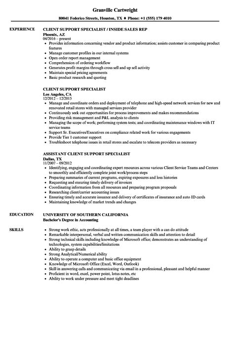 Customer Support Resume by Customer Services Specialist Resume Customer Service