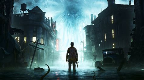 sinking city   preview  town  mad ign