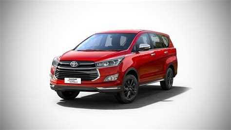 Toyota Kijang Innova Picture by 2019 Toyota Innova Look High Resolution Wallpaper