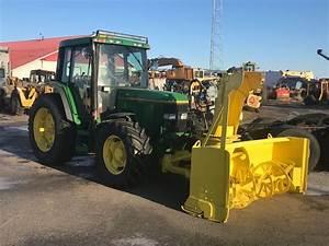 Tracteur Sur Roues John Deere 6200