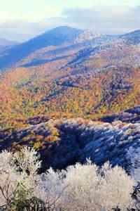 North Carolina Mountains Fall Color
