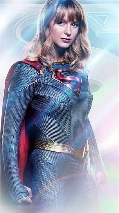 Supergirl Deviantart 4k Wallpapers Superman S6 Season
