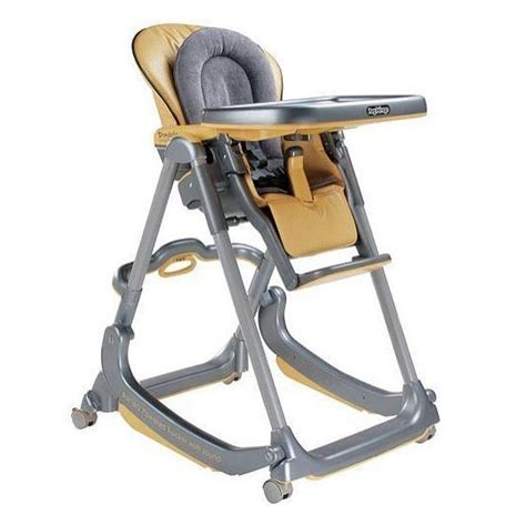 Peg Perego Prima Pappa Best High Chair by Peg Perego 2004 Prima Pappa Dondolino High Chair Techno