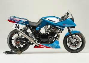 Classic Suzuki by Suzuki To Build Katana Endurance Racer At Motorcycle Live
