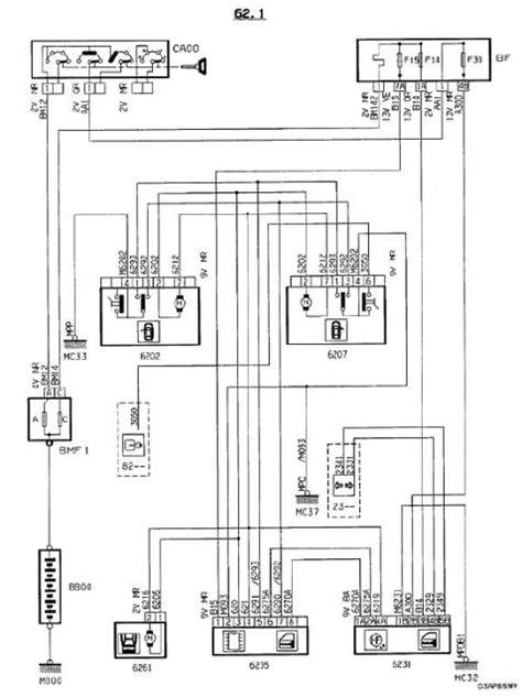 citroen berlingo bsi wiring diagram somurich