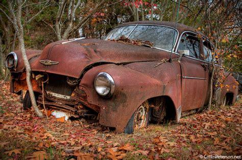 Hiat  Hey, I Abandoned That! Old Abandoned Cars