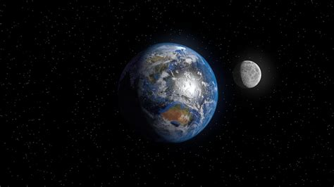 Did Early Earth Spin Its Side Seti Institute