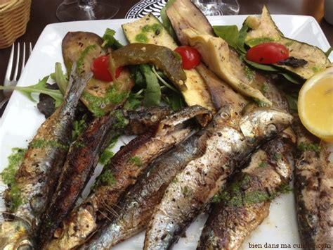 comment cuisiner des filets de sardines sardines fraîches et légumes légèrement grillés le plat minceur et santé parfait bien dans