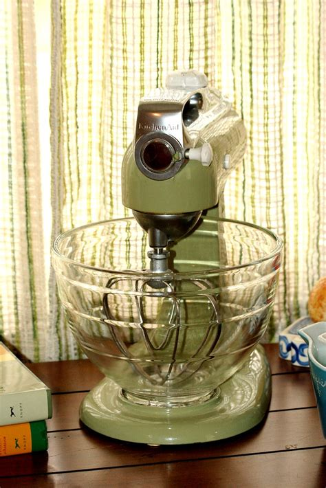 vintage kitchenaid mixer temeculamom flickr