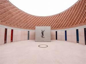 Musée Yves Saint Laurent : a look inside the new mus e yves saint laurent marrakech ~ Melissatoandfro.com Idées de Décoration
