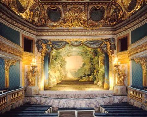 chambre de la reine versailles décors au théâtre origine et temps des balbutiements