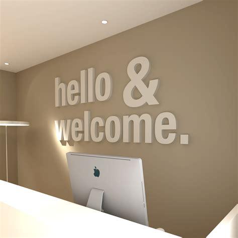 bureau hello hello welcome deco bureau moonwallstickers com
