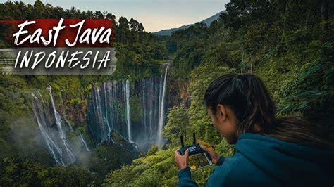 waterfall  insane tumpak sewu east java