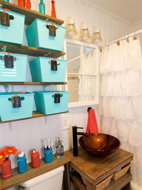 Diy Bathroom Ideas big ideas for small bathroom storage diy