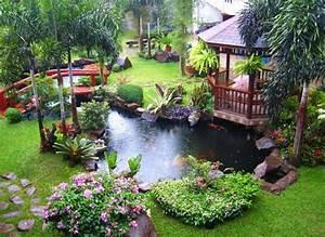 Diy, Backyard, Pond, Ideas, 8