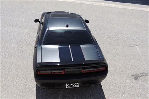 Matte Black Dodge Challenger Hellcat   Exotic Car List