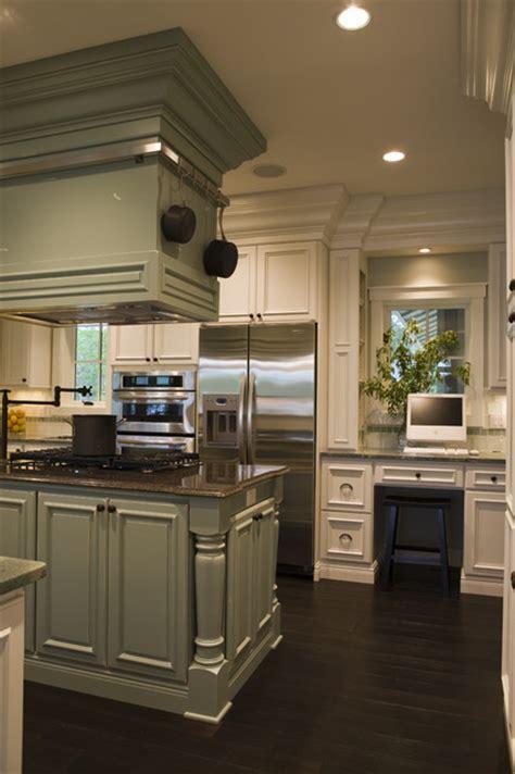 st century bungalow contemporary kitchen