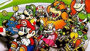 IGN Plays Super Mario Kart IGN