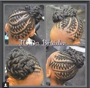 Simple hairstyle for Braiding Hairstyles For Year Olds Little Girl Braid Hairstyles For Year