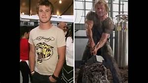 Atf  Celebrities Transformations  Steroids Or Natural  Mel Gibson  The Rock  Arnold  Stallone