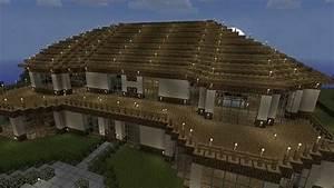 Les Plus Belles Maisons : minecraft top 10 des plus belles maisons 2 youtube avec ~ Melissatoandfro.com Idées de Décoration