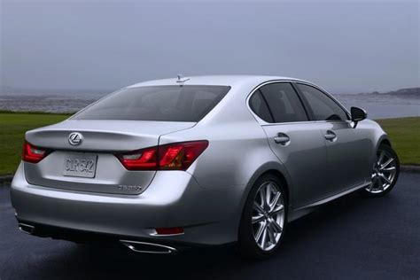 2014 Lexus Gs: New Car Review