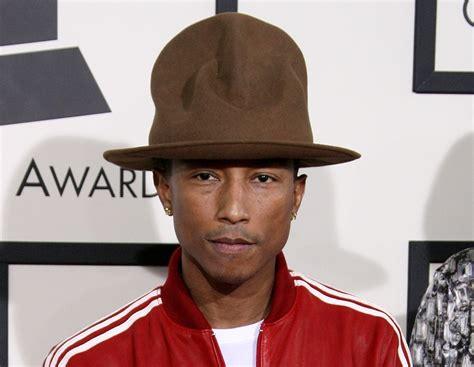 Pharrell Williams' Grammy Hat Sold For ,100