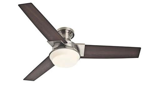 Bedroom Ceiling Fans Menards by Morelli 52 Quot Brushed Nickel Ceiling Fan 12 21 Quot From