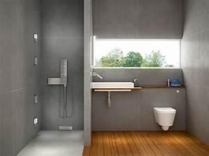 tout savoir sur la douche a l39italienne With porte d entrée pvc avec image salle de bain douche italienne