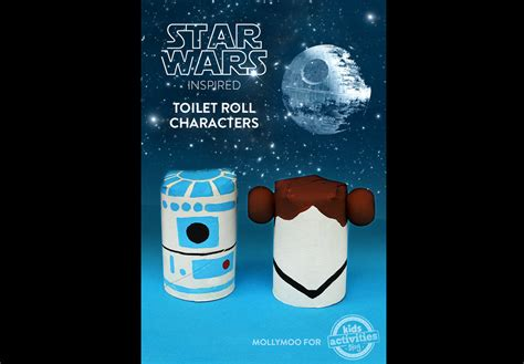 10 Star Wars Crafts to Help You Channel the Force | ParentMap