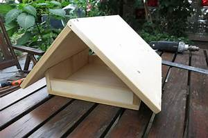Vogelhaus Bauen Mit Kindern Anleitung : vogelfutterhaus selber bauen bauanleitung ~ Watch28wear.com Haus und Dekorationen