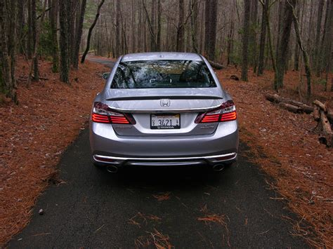 honda accord  review  great car