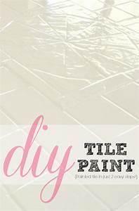 Top 10 useful diy bathroom tile projects for Bathroom tile paint kit