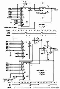 Programmable Frequency Divider - Basic Circuit