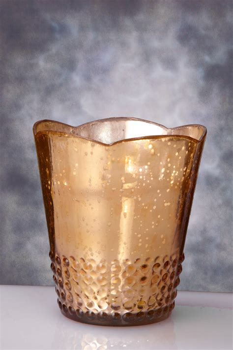 gold votive candle holders gold array mercury glass 5 25 quot votive candle holders