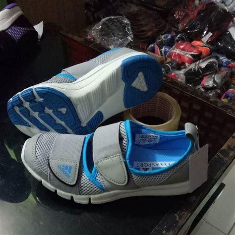 jual sepatu adidas sportella wanita ukuran 37 41 kualitas