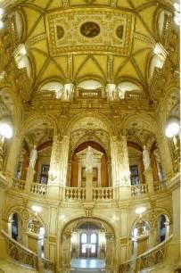 Vienna Opera House Lobby