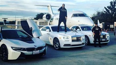 Luxury Life Of French Montana  His Cars And Jewelry [2017