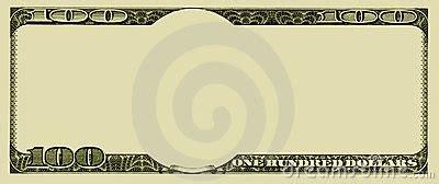 blank money background stock  image