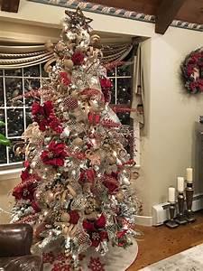 Country, Theme, Christmas, Tree