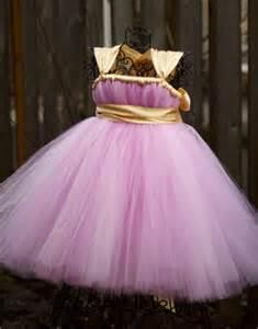 Little Girls Pink Tutu Dress